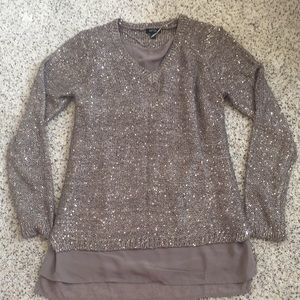 Apt 9 by Kohl's sequin sweater size M